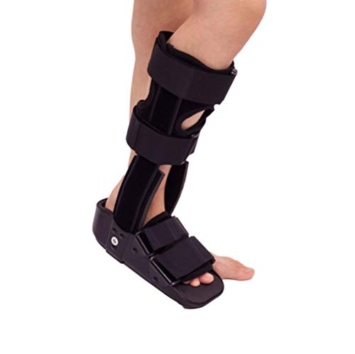 (Air Cam Walker Fracture Boot,Foot Drop Support Corrector for Fracture Recovery of Sprains and Fractures,S)