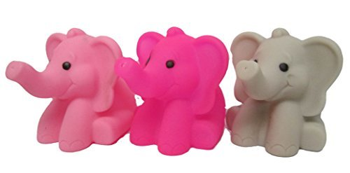Pink Elephant Squirt Toys