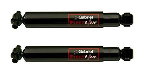 2 Kenworth and Peterbilt Suspension Shocks Gabriel 85067, Repl. 671794