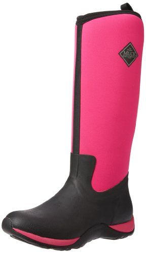 Muck Boots Womens Arctic Adventure Neoprene Winter Black WAA