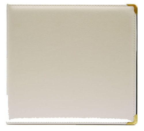 Executive Binder, Antique White by Stevenson Genealogy Center