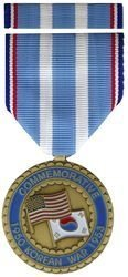 Korean War GEDENKMÜNZE Medaille von HMC