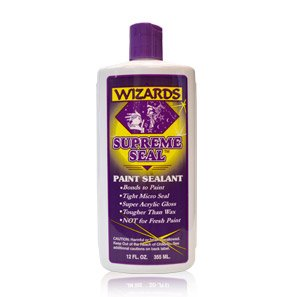 Wizards 11500 Supreme Seal Paint Sealant - 12 oz.