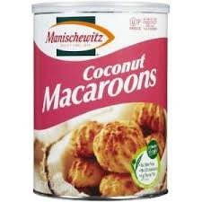 Manischewitz Cookie Macaroon Coconut 10 Oz. ()