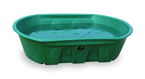 300 gallon Water Tank, Forest Green, Forrest green by High Country Plastics