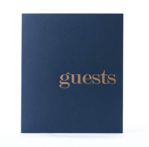 Photo Guest Book Navy Guestbook For Wedding Guest Book Polaroid Guest Book Photo Guestbook Wedding Photo Booth Props Instax Guest Book Navy Wedding Guestbook With Blank Pages. Navy & Gold Wedding (LP) ()