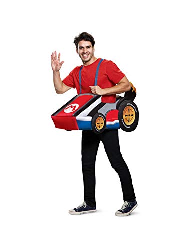 Cars Halloween Costumes For Adults - Disguise Mario Kart Child Child Costume,