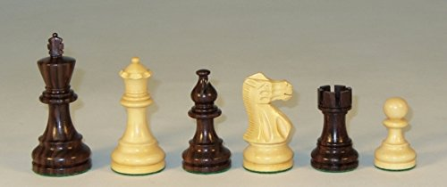 Checkmate Rosewood Classic Chess Pieces by Checkmate