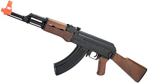 Evike - CYMA CM522 Sportline AK47 Airsoft AEG with Imitat...