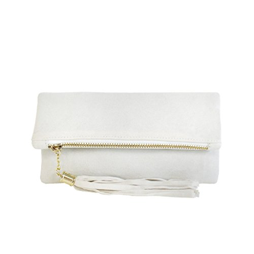 jnb-womens-microsuede-foldover-mini-pouch-ivory
