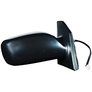 Depo 312-5405R3EB Black Passenger Side Power Non-Heated Mirror