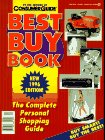 Best Buy Book 1996 Edition, Consumer Guide Editors, 0451822927