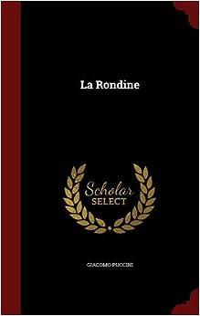 Book La Rondine