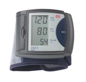 Wrist Self-Measurement Blood Pressure  System