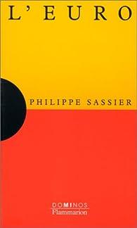 L'euro par Philippe Sassier