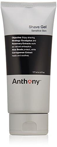 Anthony Logistics for Men Gel de rasage, 6 fl. oz