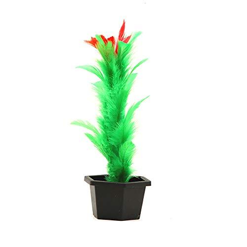 (A Flower Stick Magic Trick Kid Show Prop Interesting and surprisingmagic Toys)