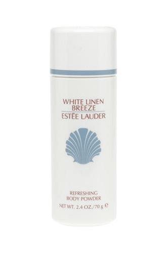 White Linen Breeze By Estee Lauder For Women. Body Powder 2.4 (White Linen Body Powder)