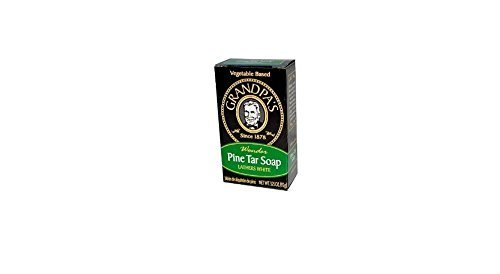 - Pine Tar Soap - 3.25 oz Bar (6 Pack)