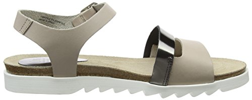 023 TBS Brown Theresa Women's Toe Sandals Grege Open rCOC0xBqw