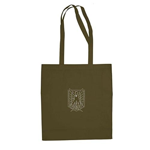 Scouting Legion Eren - Stofftasche / Beutel Oliv