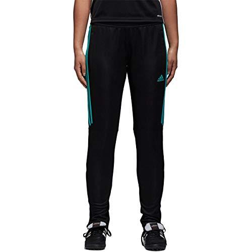 Aqua res Deportivos 17 Para Black De nbsp;tiro Pantalones Adidas Mujer Fútbol hi PFnqCqvyw