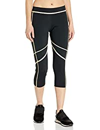 Women's Mesh Side Capri