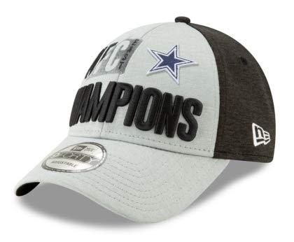 a93c9f95 Dallas Cowboys New Era 2018 NFC East Division Champs 9Forty Cap
