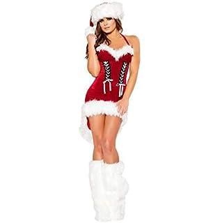 HTMSR Perfecti Disfraces De Navidad para Adultos Mujer ...