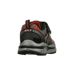 c6bb491b45ac Skechers Boys  Extreme Flex - Maximal Sporty Trainers  95451 BKRD (UK1  Junior