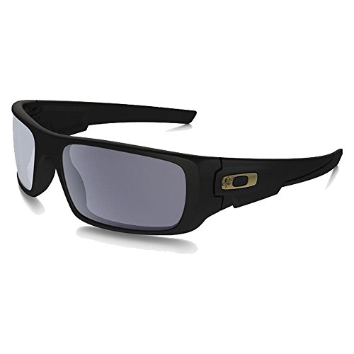 Oakley SI Crankshaft Force Recon SUNGLASSES MATTE BLACK FRAME GREY - Zero Oakley Sunglasses