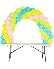 Balloon Arch Kit Garland Decorating Strip Tape Pump Birthday Wedding Baby Shower Party