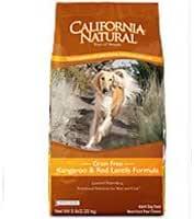 California Natural Grain Kangaroo & Red Lentils Formula Adult Dry Dog Food 30-lb bag