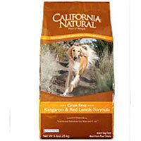 California Natural Grain Kangaroo & Red Lentils Formula Adult Dry Dog Food 30-lb bag