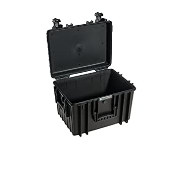 Image of B&W International 5500/B 5500 Outdoor Case Empty Durable Type, Black Camcorder Cases