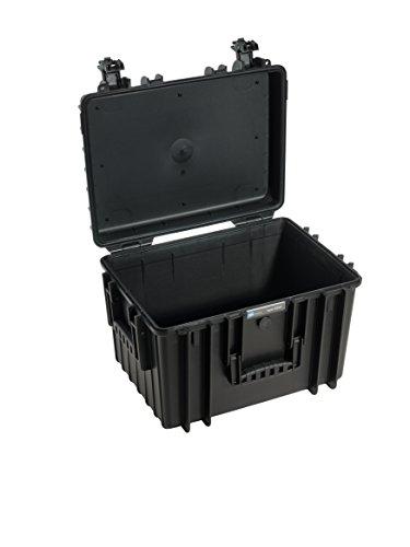 B&W International 5500/B 5500 Outdoor Case Empty Durable Type, Black by B&W International