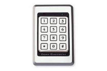 (Essex K1-34S Multi Format Keypad Self Contained Stainless Steel Bezel)