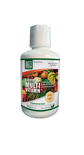 Liquid Multi-Vitamin by Bell Lifestyle Products - 16 Ounces