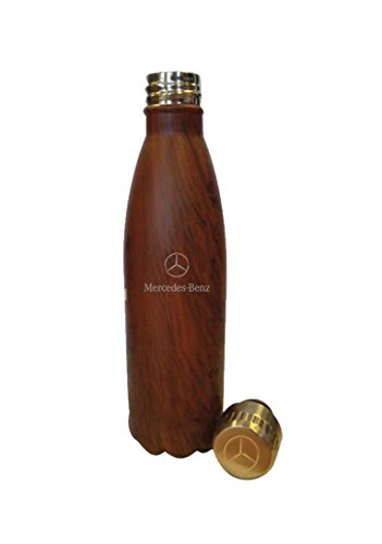 mercedes-benz-16-oz-wood-grain-water-bottle-with-twist-off-cap