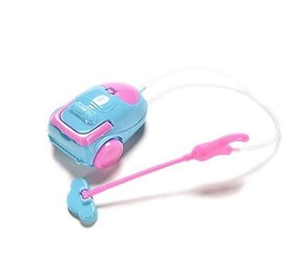 Li_unmio Mini giocattolo Aspirapolvere giocattolo per casa delle bambole 1 pz