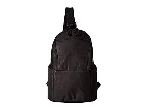 Skip Hop Diaper Bag Backpack Easy-Access Crossbody Sling, Paxwell, Black Camo