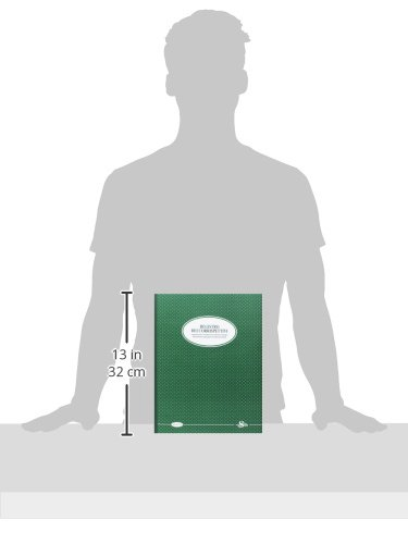 Semper SEF00070A Registro Corrispettivi per Mancato Funzionamento Registratore di Cassa Verde