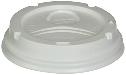 Dixie Foods Dome Lids, 12/16 oz, 50/Pack