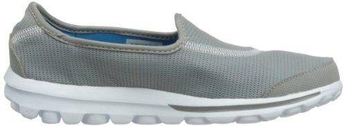 Skechers GO Recovery Damen Sneakers Grau (GYTQ)