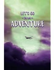 LET'S GO ON AN ADVENTURE: Traveler's notebook