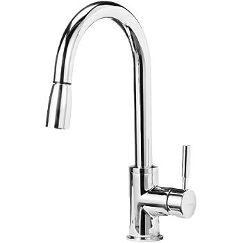 Blanco 442210 Artura Atura 1.5 Gpm bar Kitchen Faucet with Pulldown ...