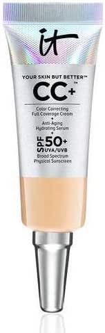 Face Makeup: IT Cosmetics CC+ Cream with SPF 50+