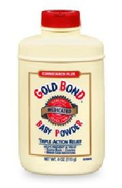 GOLD BOND CORNST PLUS BABY PWD Size: 4 OZ [Health and Beauty], Health Care Stuffs