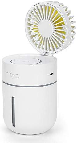 Mini Ventilador, Ventilador Humidificador - Carga USB - Viento ...