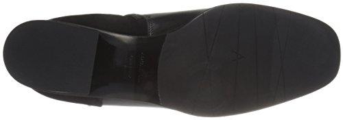 Lupita Black Ankle Bootie Calf su Aquatalia Women's ZxqP4wp